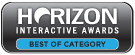 Horizon Interactive Awards. Best of Category